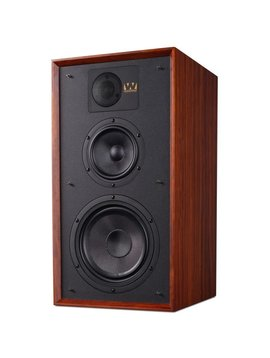 "Wharfedale Linton 8"" 3-way Bookshelf Speaker Pair"
