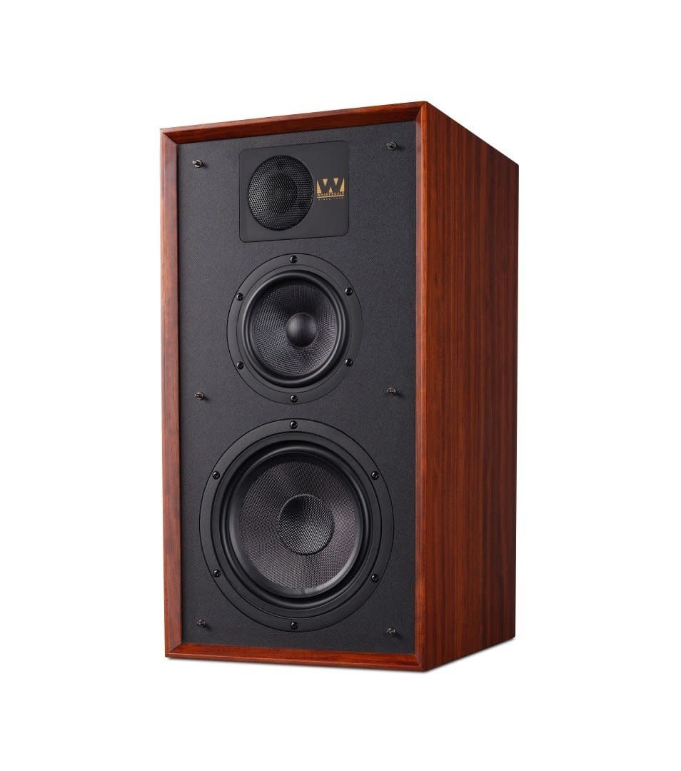 "Wharfedale Linton 8"" 3-way Bookshelf Speaker Pair"