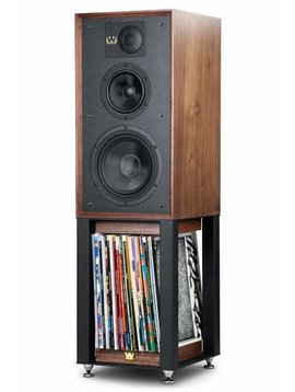 "Wharfedale Linton 8"" 3-way Speaker with Stand"
