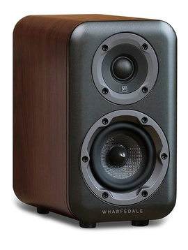 "Wharfedale D310 4"" 2-Way Bookshelf Speaker"