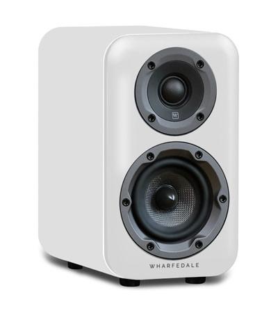 "Wharfedale D310 4"" 2-Way Bookshelf Speaker"