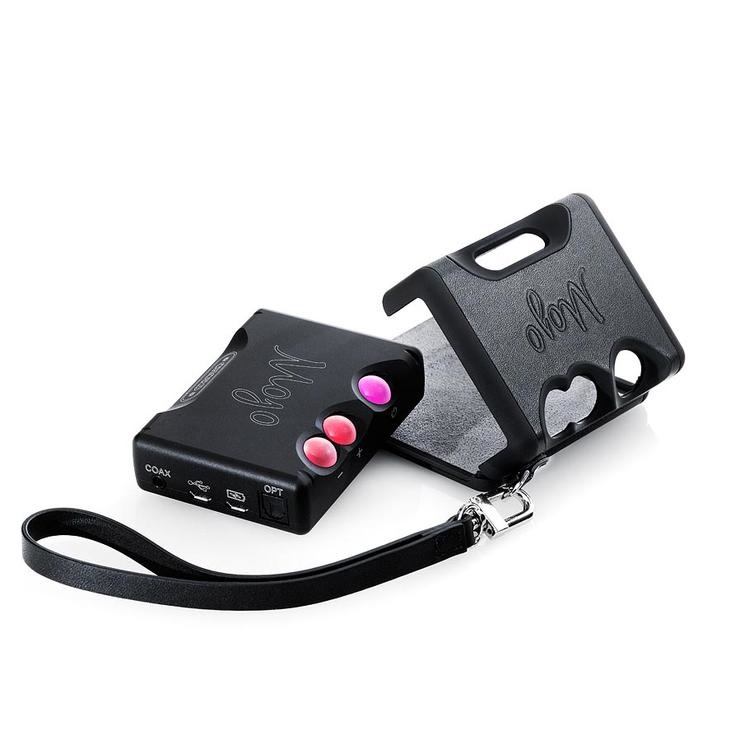 Chord Electronics Ltd. Mojo Portable DAC / Headphone Amplifier