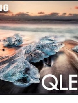 Samsung Q900 Series QLED Smart 8K UHD TV