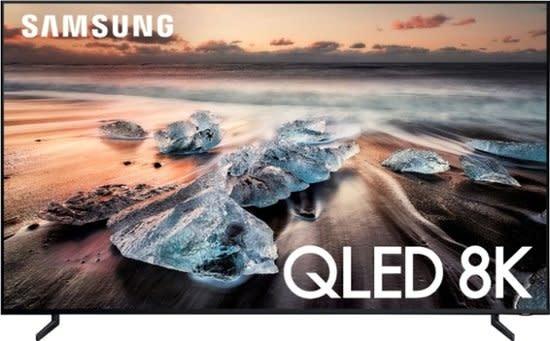 Samsung Q900 Series QLED Smart 8K UHD TV