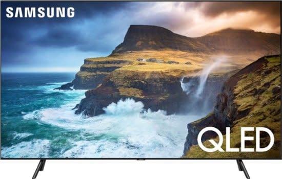 Samsung Q70 Series QLED 4K Ultra HD HDR Smart TV