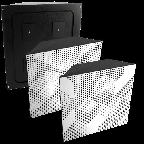 Artnovion Acoustics Komodo Bass Trap Corner ( Wood )