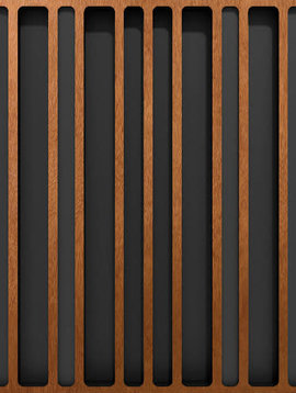 Artnovion Acoustics Lagos W Diffuser ( Wood )