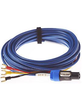 REL Acoustics Baseline Blue Hi Level Subwoofer Cable
