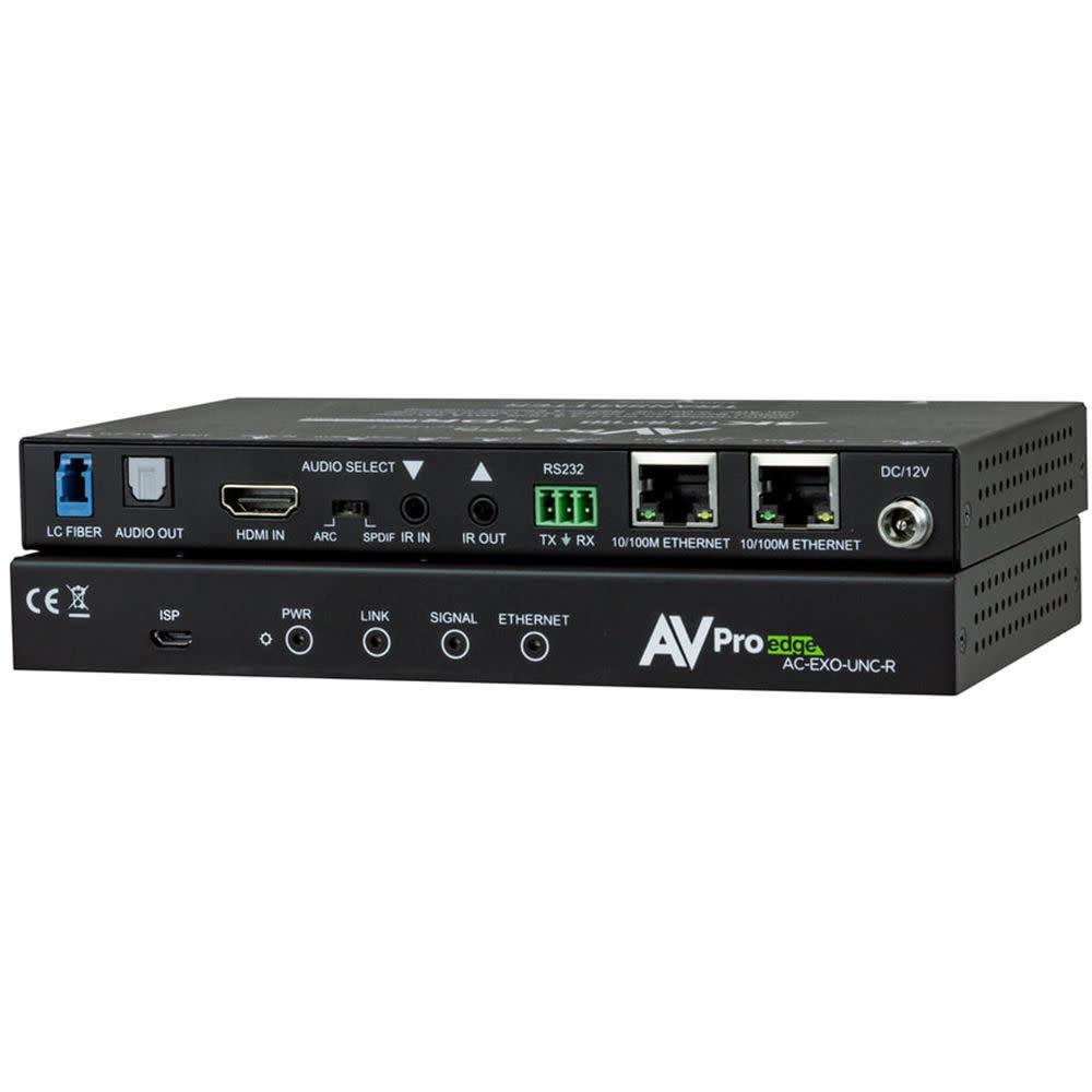 AV Pro Edge Single Fiber Extender Kit for Multi-Mode & Single Mode Fiber ( 300 m / 1000 ft ) AC-EXO-UNC-T