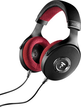 Focal Clear Professional Open-Back Studio Reference Headphone Monitors