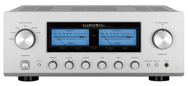 Luxman Class AB Integrated Amplifier L-505 uXII