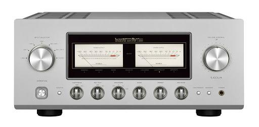 Luxman Class AB Integrated Amplifier L-509x