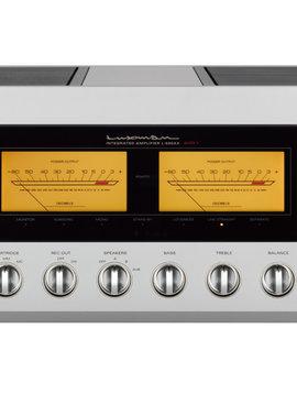 Luxman Class A Integrated Amplifier L-590AXII