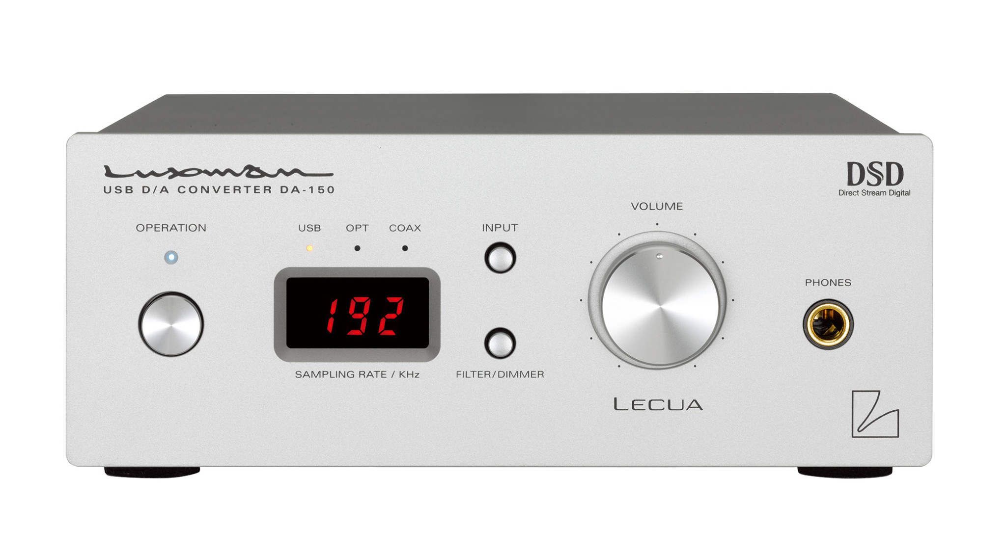Luxman USB Digital/Analog Converter DA-150
