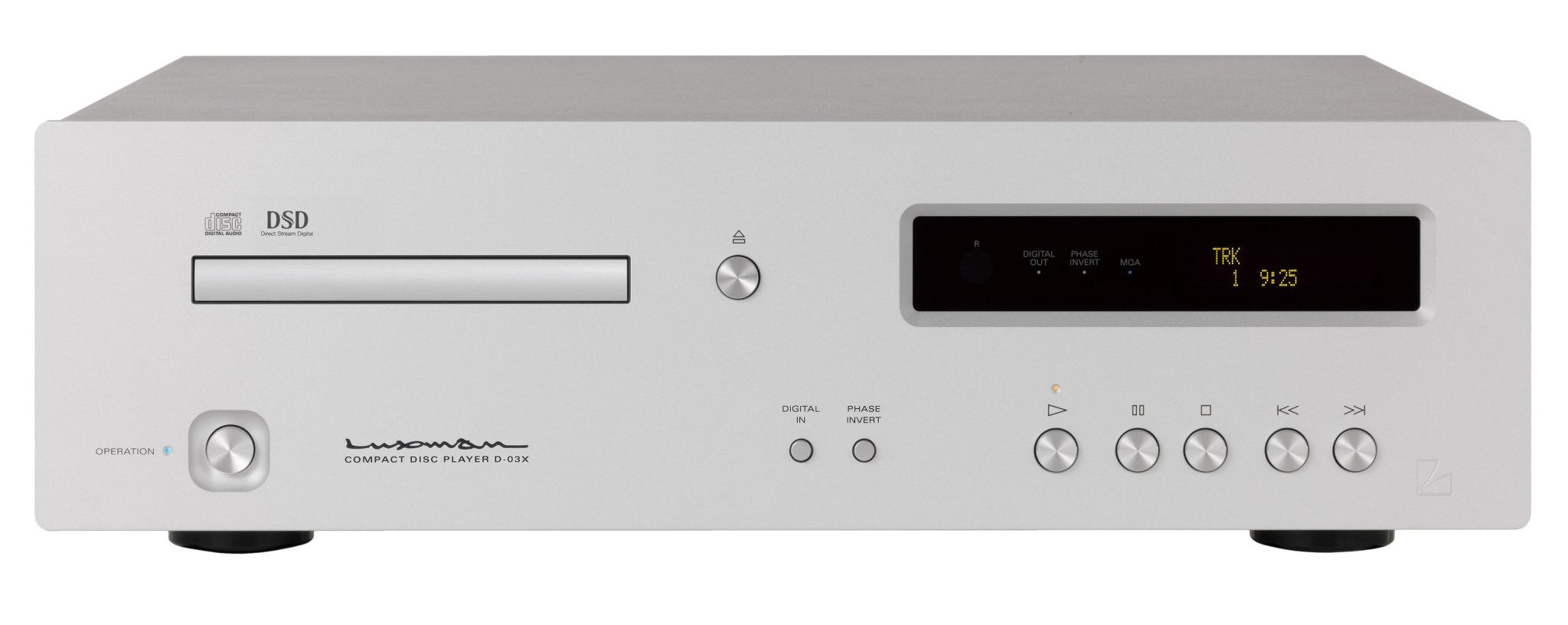 Luxman Super Audio CD-Player D-03x