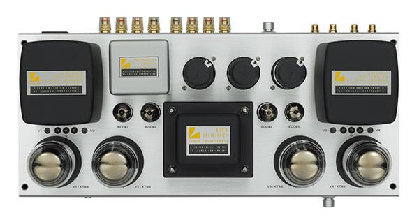 Luxman Vacuum Tube Power Amplifier MQ-88uC