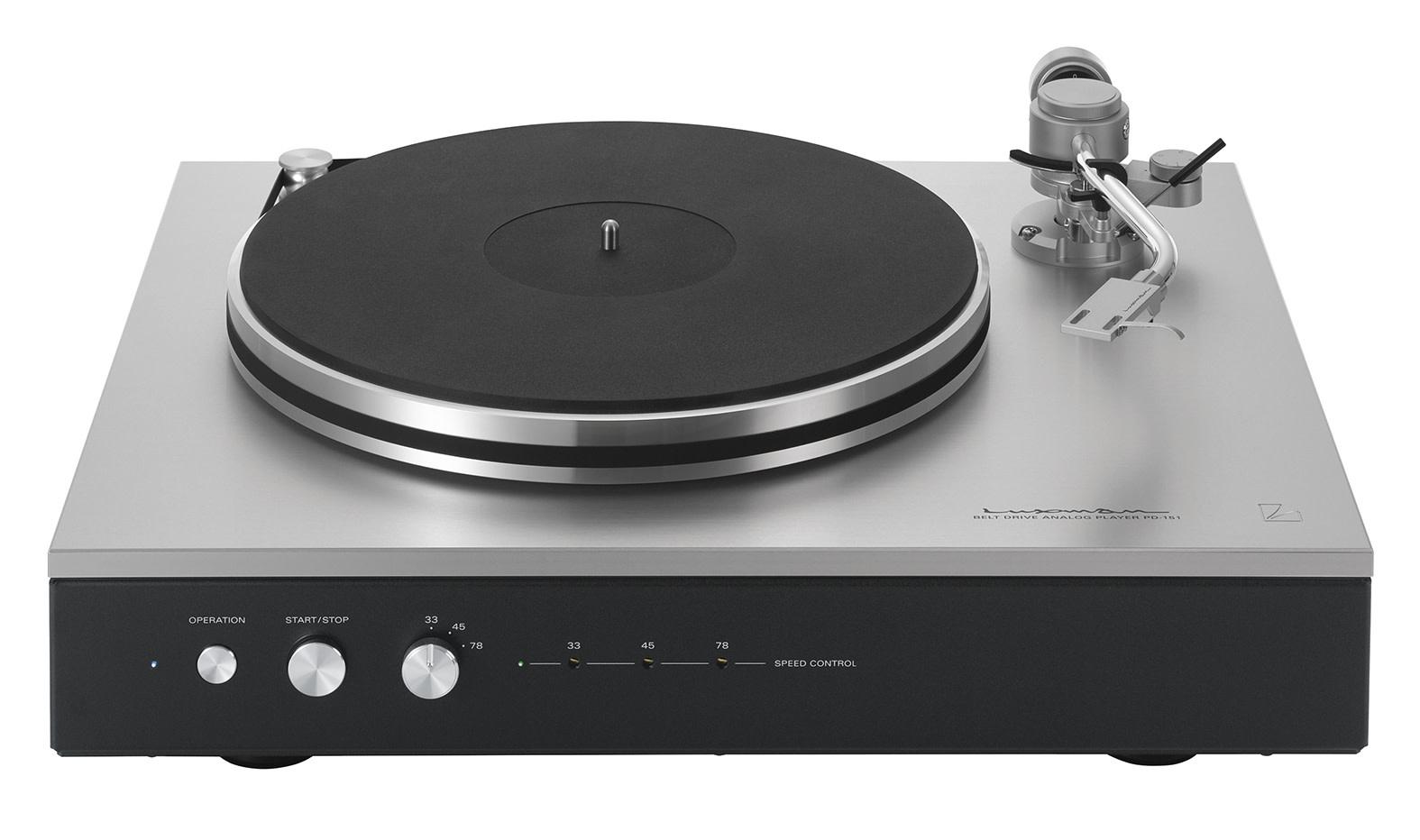 Luxman Turntable PD-151