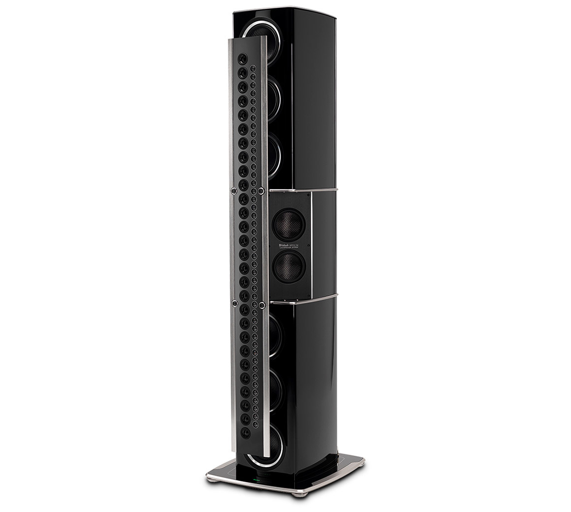 XRT2.1K Floor Standing Loudspeaker, Showroom Demo in Great Condition, Gloss Black (Pair)