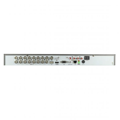 LTS Platinum Advanced Level 16 channel Hybrid NVR with 4TB Storage Pre-installed