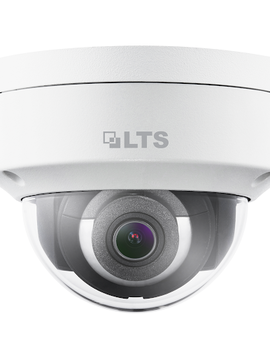 LTS Platinum IP Camera, 8.3MP,  2.8 mm Fixed  Lens, Day & Night, In & Outdoor
