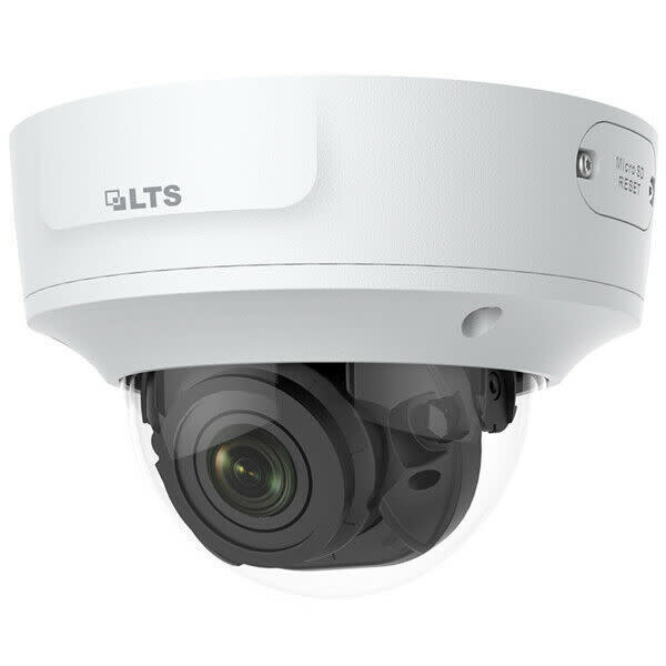 LTS Platinum Motorized IP Camera, 8.3MP,  2.8 mm Lens, Day & Night, In & Outdoor