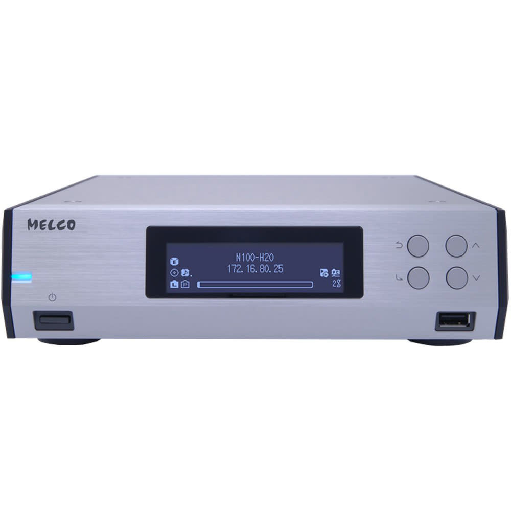 Melco N100-H20 Compact Music Server