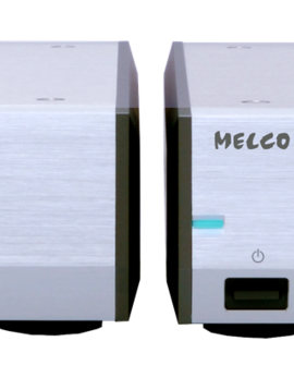 Melco N10P - H30 Dual Chassis Music Server