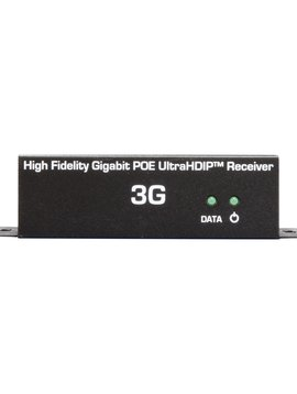 Just Add Power Ultra HD IP Receiver, 3G 508POE RX