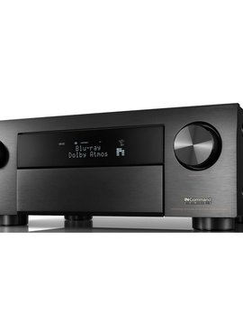 Denon AVR-X4700H 9.2 Channel 8K AV Receiver