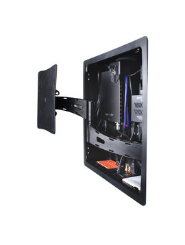 "Strong Mounts VersaMount™ Single-Arm In-Wall Articulating Mount for 37-70"" Displays & TV's, SM-VM-ART1-IW-L"
