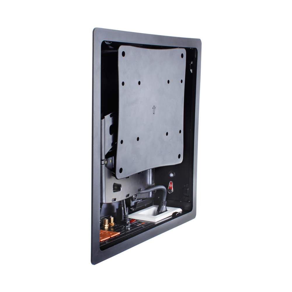 """Strong Mounts VersaMount™ Single-Arm In-Wall Articulating Mount for 37-70"""" Displays & TV's, SM-VM-ART1-IW-L"""