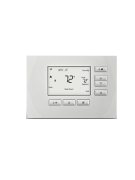 Control4 Wireless Thermostat By Aprilaire, C4-THERM-WH