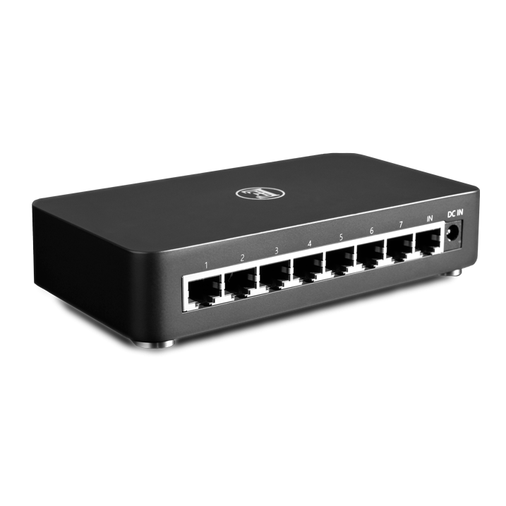 English Electric Audio Grade 8 - port Gigabit Streaming Switch by English Electric