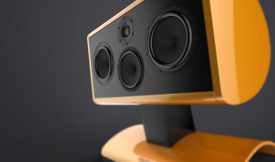 Magico SSC M Center Channel Speakers ( each )