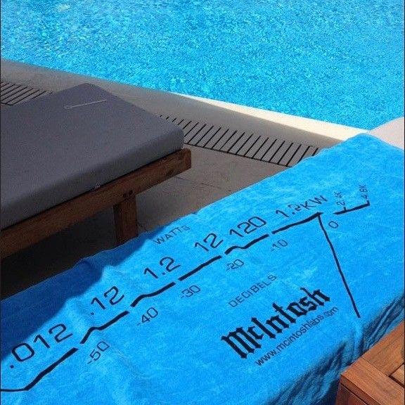 "Towel 35"" x 70"""