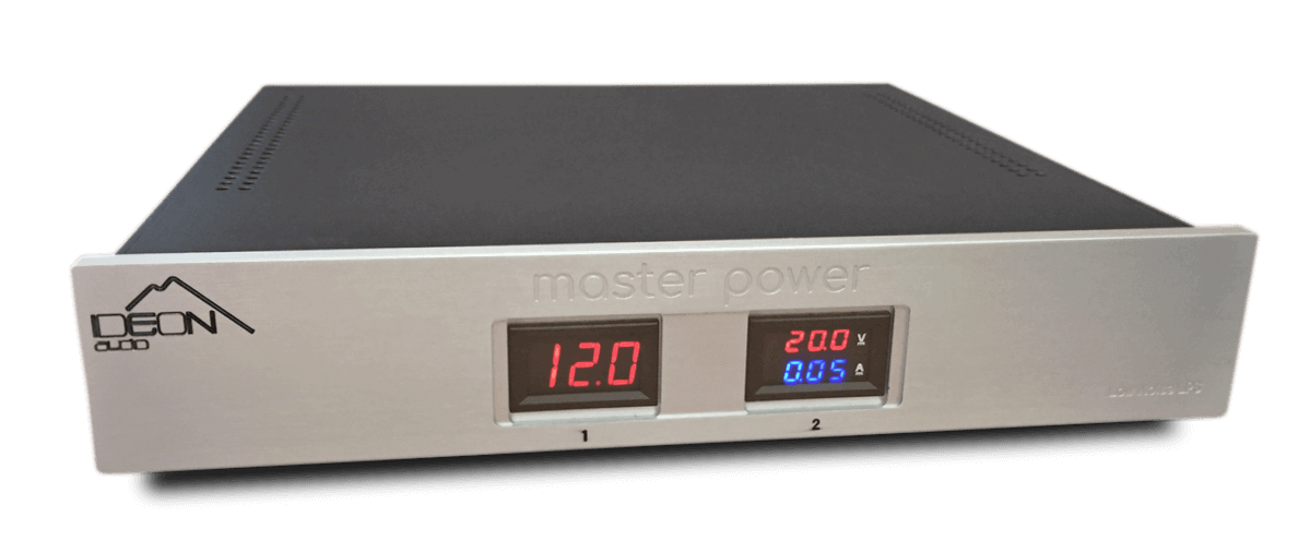 Ideon Audio Master Power Supply