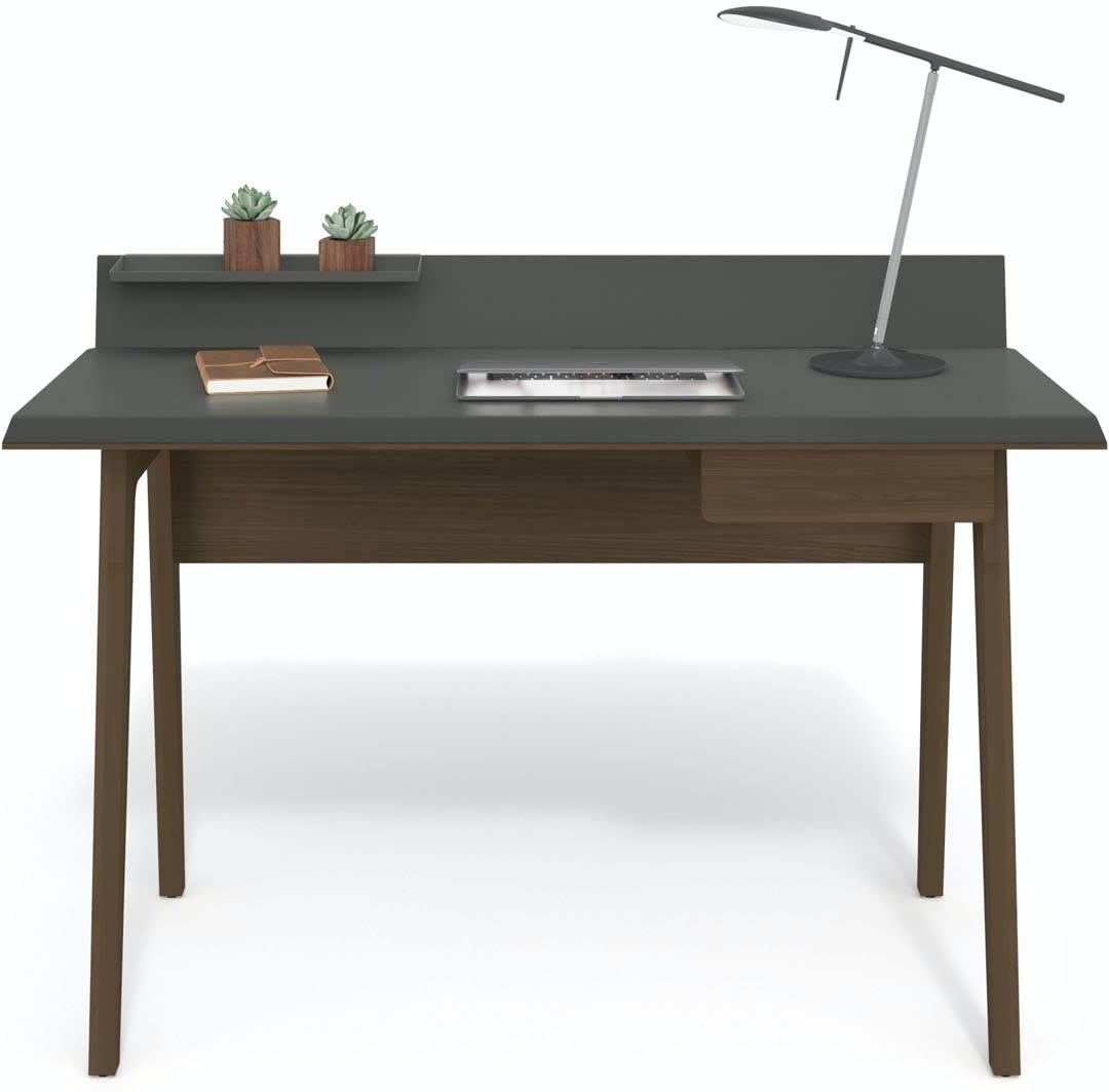 BDI Bevel 6743, Compact desk with drawer