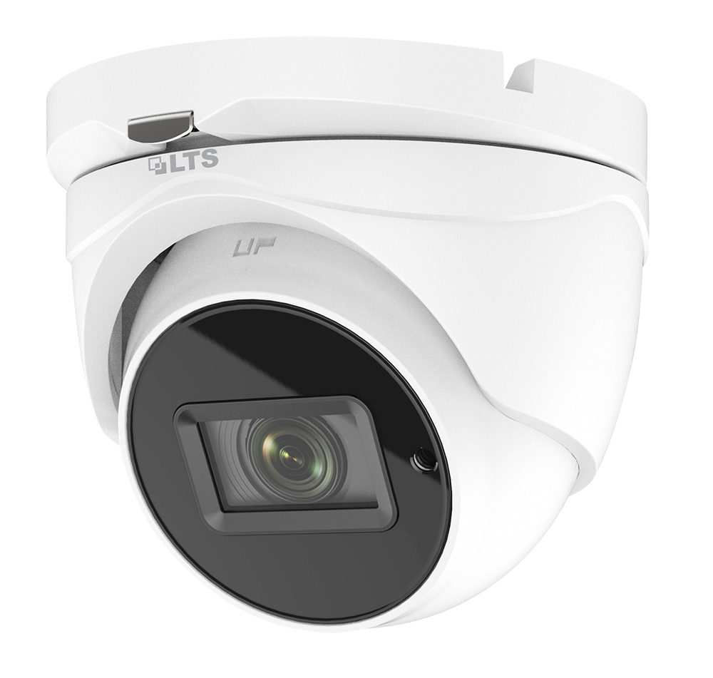 LTS Platinum HD-TVI Camera, 5MP 2.8 mm Lens, Full Time Color, In & Outdoor, DC 12 Volt