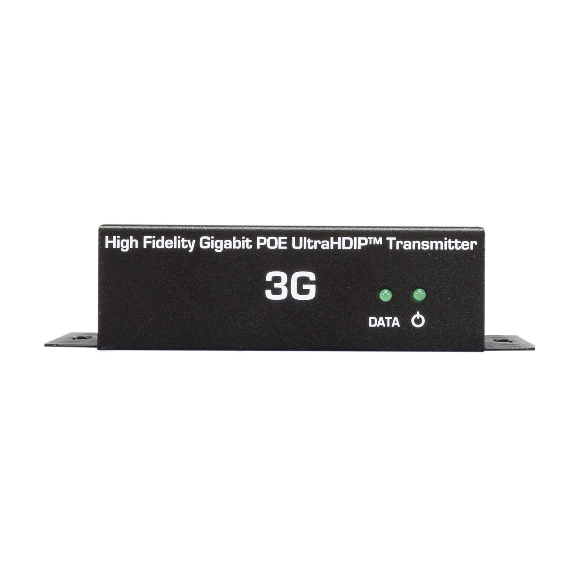 Just Add Power Ultra HD IP Gigabit POE Transmitter, 718POE TX