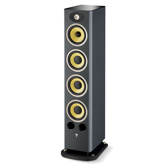 Focal Aria 936 K2 Limited Edition in Ash Grey
