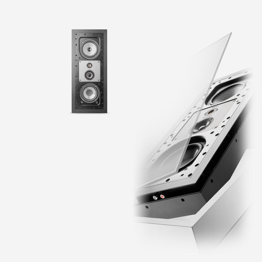 Focal Electra IW1003 Be On Wall Frame