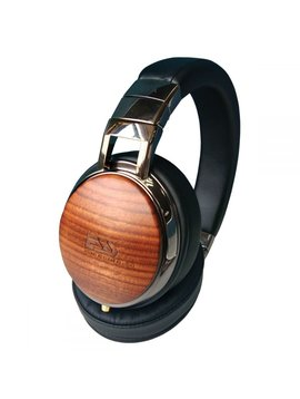 ESS Laboratories LLC 252 On-Ear Headphones ( Wood Dynamic Driver )