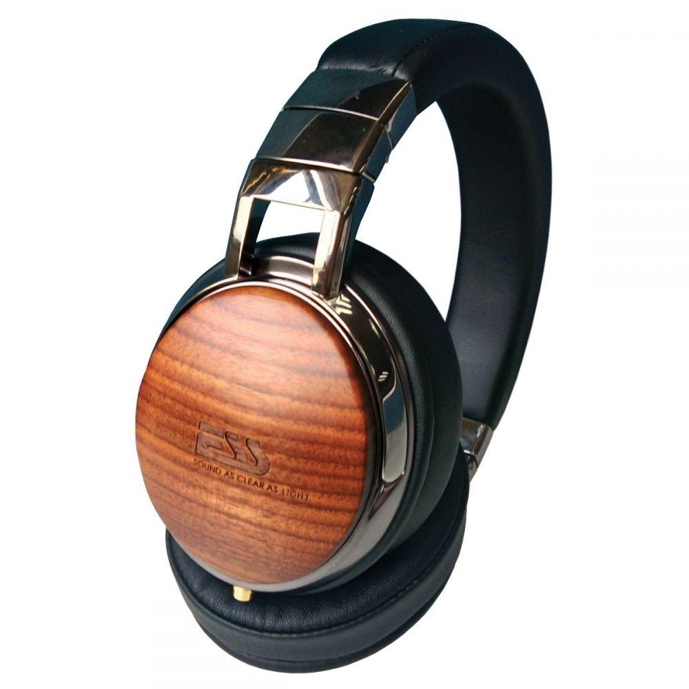 ESS Laboratories LLC 252 On-Ear Headphones ( Wood Dynamic Driver )