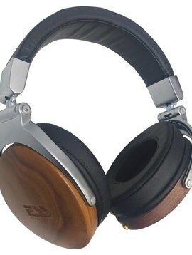 ESS Laboratories LLC 422H On-Ear Headphones ( Wood AMT Hybrid Driver )