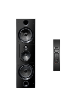 Bowers & Wilkins CWM8.3 D + BBW83 In-Wall Speaker & Back Box
