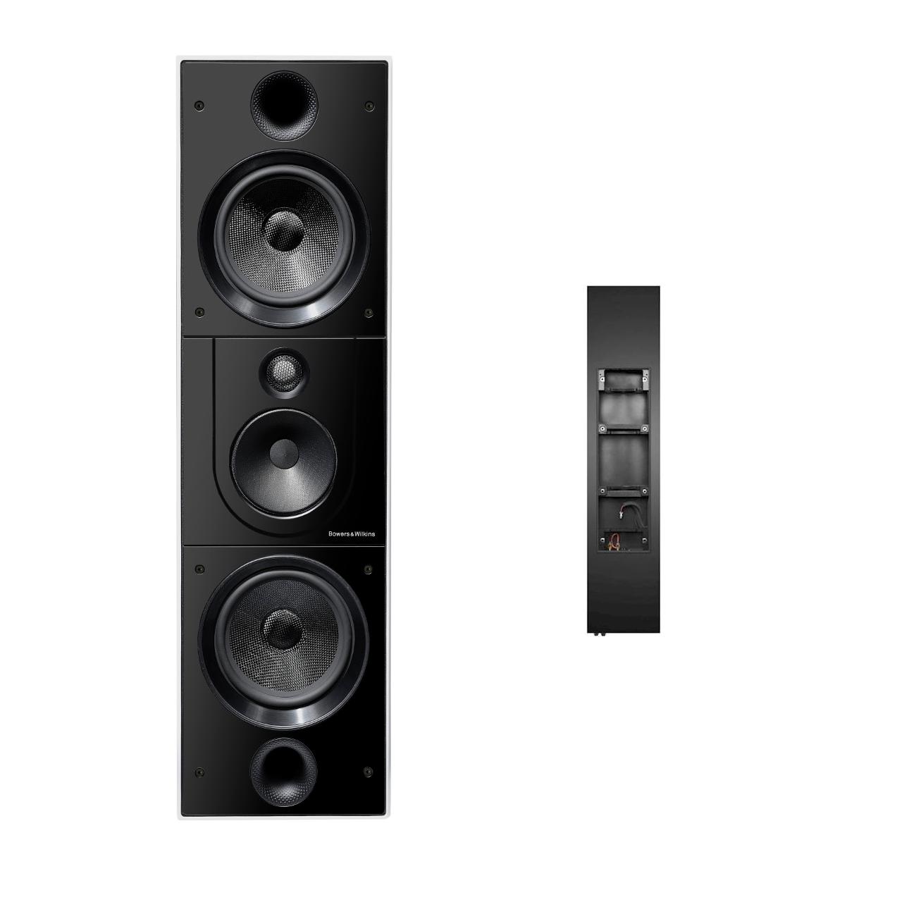 Bowers & Wilkins CWM8.3 D + BBW83 In-Wall Speaker & Back Box