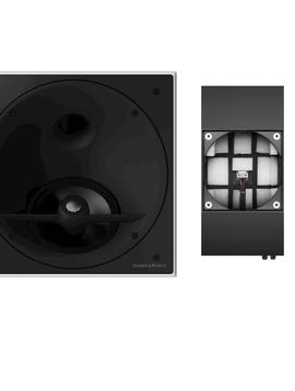 Bowers & Wilkins CCM8.5 D + BBC85 In-Ceiling Speaker & Back Box