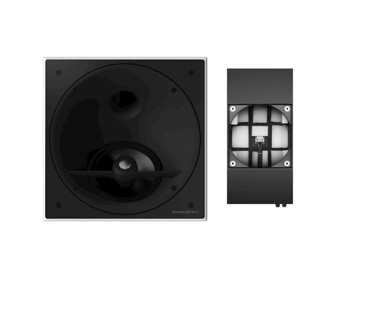 Bowers & Wilkins CCM8.5 D + BBC85 In-Ceiling Speaker & Back Box