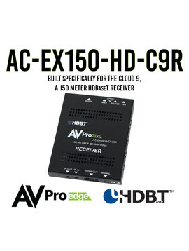 AV Pro Edge AC-EX150-HD-C9R Long Distance Receiver