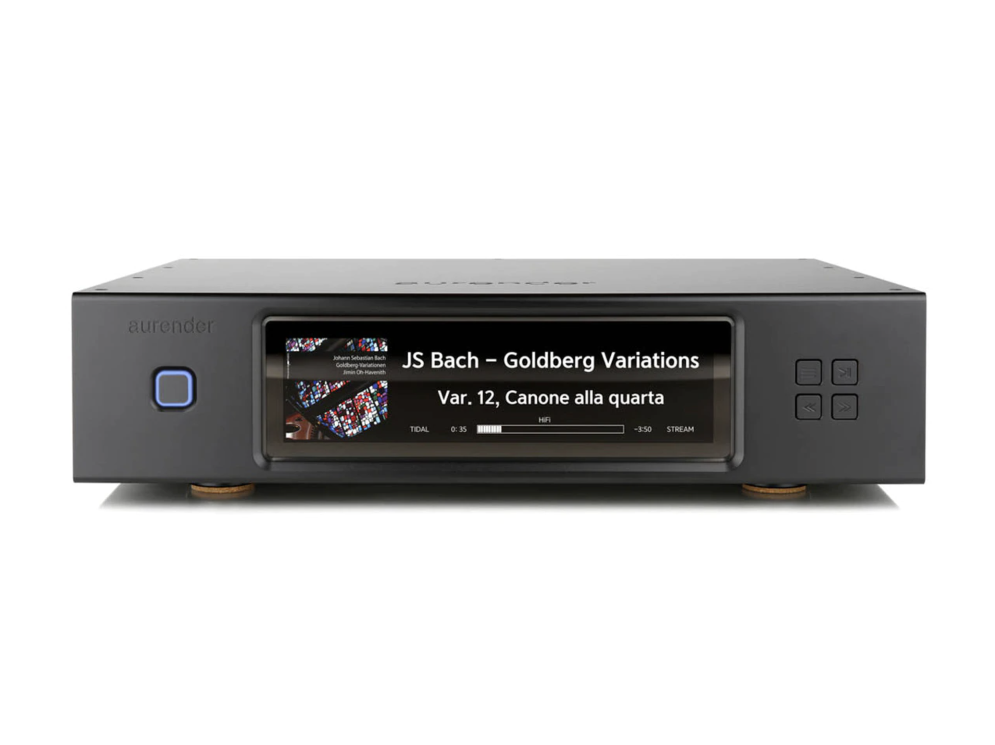 Aurender N20 High Definition Caching Music Server / Streamer